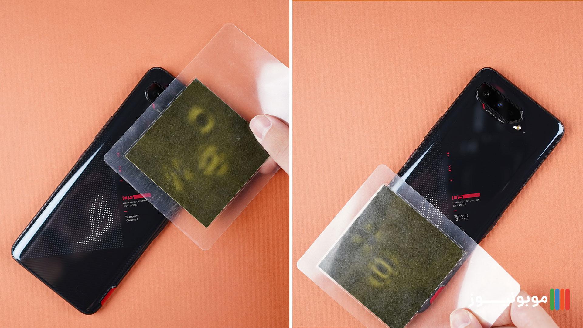 اسپیکر های ROG PHONE 5