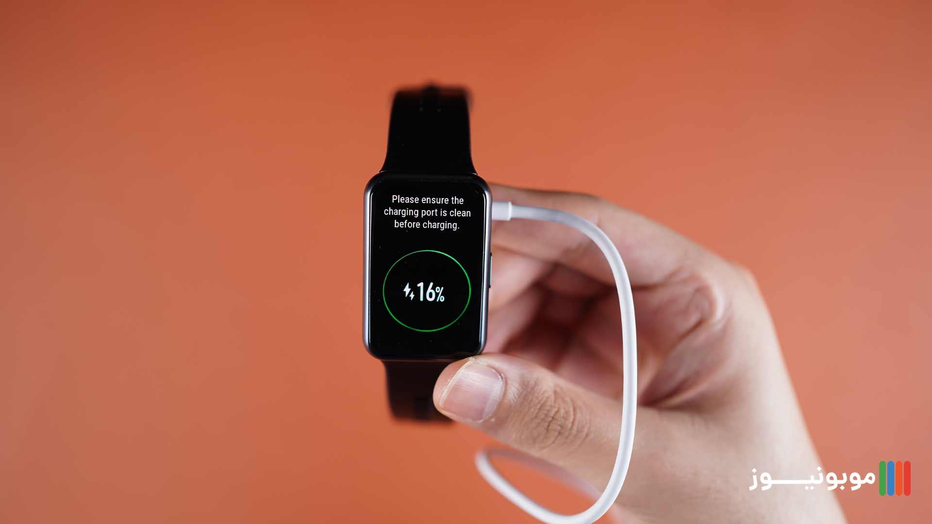 شارژ سریع Huawei Watch Fit